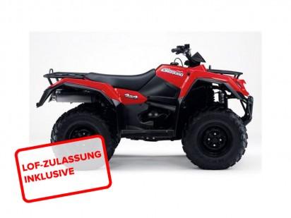 Suzuki-LTA-400-L4-King-Quad-4x4-2014-Rot