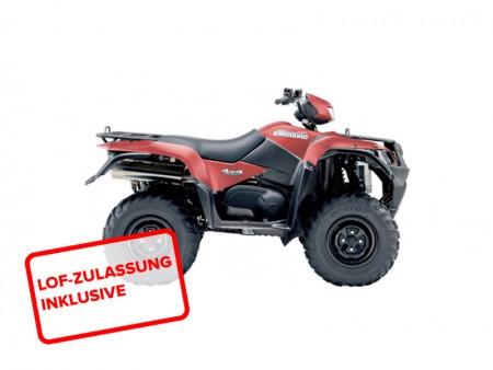 Suzuki-LTA-750-L5-King-Quad-4×4-EPS-2015-Matt-Rot