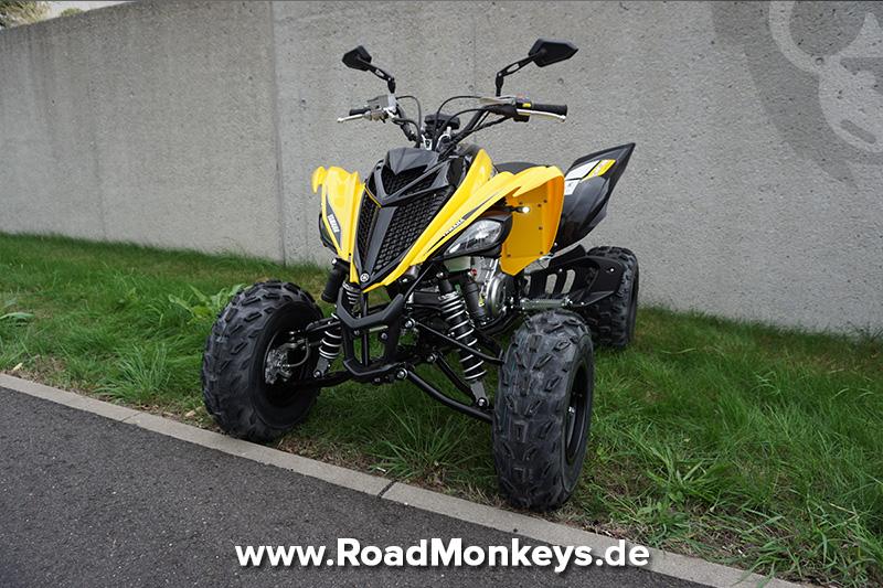 Yamaha YFZ 450R Special Edition 2016 schwarz-gelb