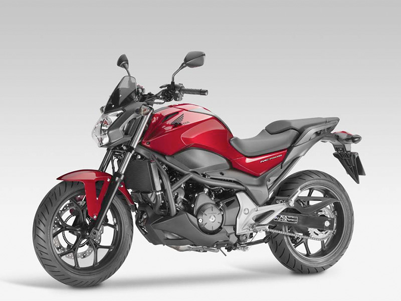 Honda NC 750 X ABS 2014 in Schwarz bei Road Monkeys kaufen