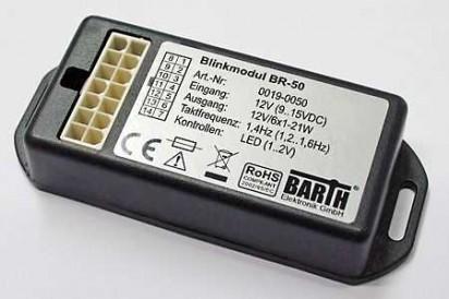 Blinkmodul BR-50
