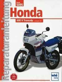 Bd. 5095 Reparatur-Anleitung HONDA XL 600 V Transalp (ab 1987)