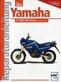 Bd. 5097 Reparatur-Anleitung YAMAHA XT 600+Ténéré (1983-90)
