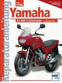 Bd. 5148 Reparatur-Anleitung YAMAHA XJ 600 S Diversion (ab 1992)