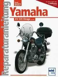 Bd. 5177 Reparatur-Anleitung YAMAHA XV 535 (ab 1989)