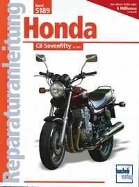 Bd. 5189 Reparatur-Anleitung HONDA CB 750 Sevenfifty (ab 1992)