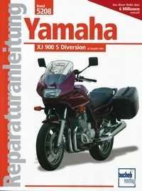 Bd. 5208 Reparatur-Anleitung YAMAHA XJ 900 Diversion (ab 1995)
