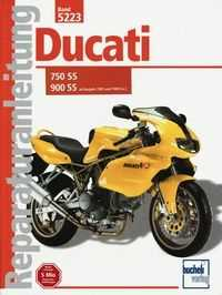 Bd. 5223 Reparatur-Anleitung DUCATI 750/900 SS i.e. (ab 1998)