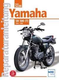 Bd. 5228 Reparatur-Anleitung YAMAHA SR 500 T (1984-99)