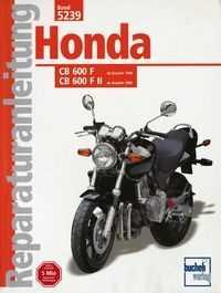 Bd. 5239 Reparatur-Anleitung HONDA Hornet CB 600