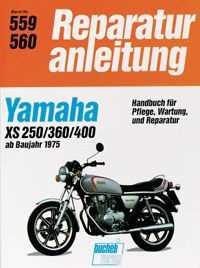 Bd. 559 Reparatur-Anleitung YAMAHA XS 250/360/400 (1975-81)