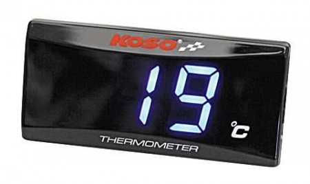 Temperaturanzeige KOSO Thermometer für Öl-
