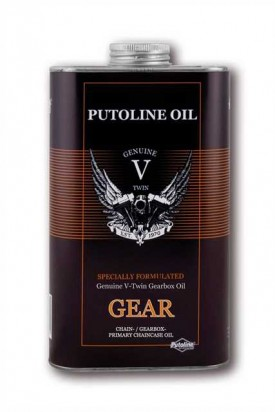PUTOLINE V-Twin Pri. Gear Oel