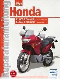 Reparaturanleitung  HONDA XL 600/650 V