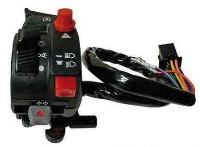 Uni-Lenkerschalter Honda mit Chokehebel