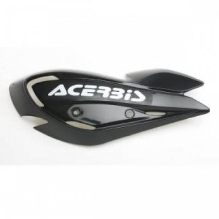 Acerbis Handprotektoren ATV in Farbe schwarz von Acerbis bei Road Monkeys