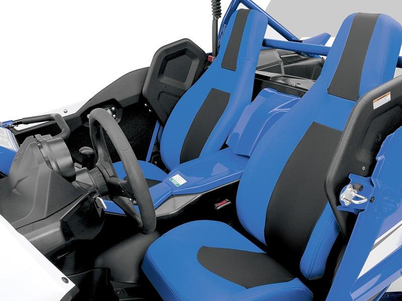yamaha yxz1000r side by side utv 2016 in blau weiss ebay. Black Bedroom Furniture Sets. Home Design Ideas