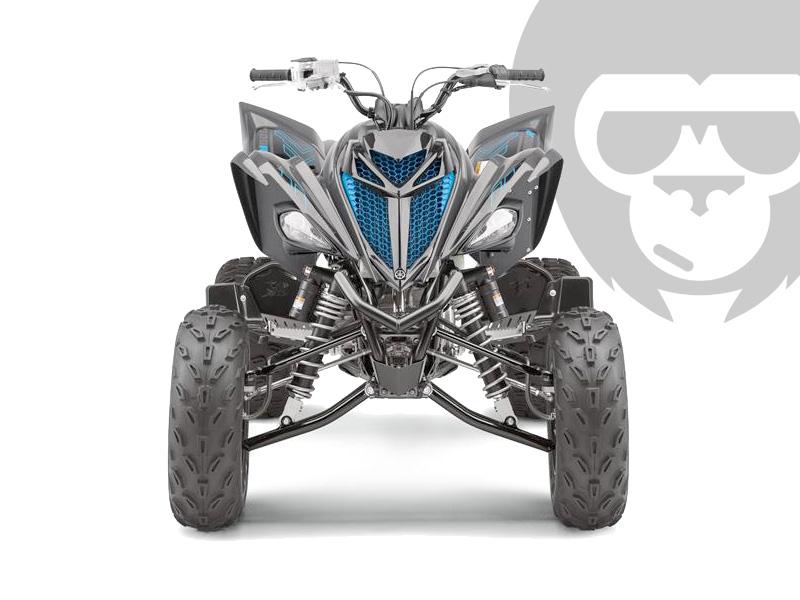 yamaha raptor yfm 700r special edition 2017 in schwarz blau bei road monkeys kaufen o finanzieren. Black Bedroom Furniture Sets. Home Design Ideas
