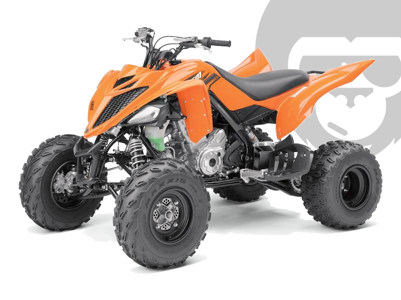 yamaha yfm 700 r raptor 2017 in orange schwarz bei road. Black Bedroom Furniture Sets. Home Design Ideas